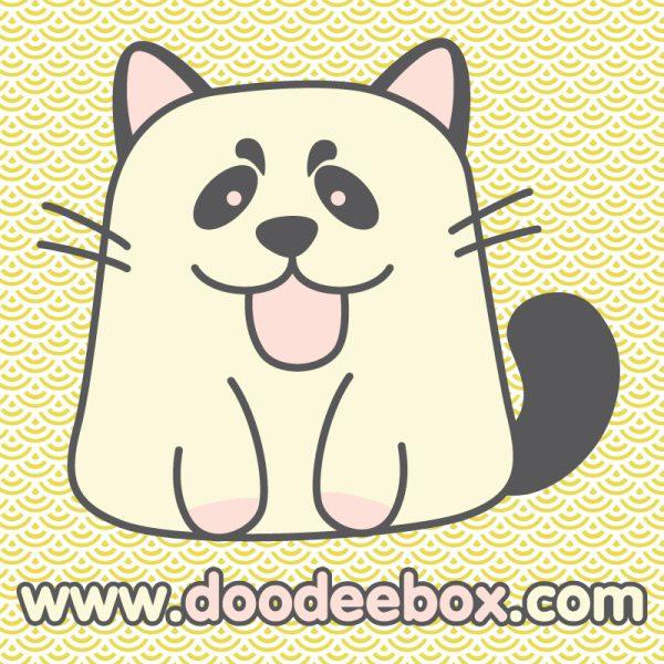 กล่องไปรษณีย์ ซองไปรษณีย์ doodeebox