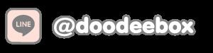 line @doodeebox http://line.me/ti/p/~@doodeebox